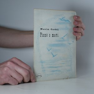 náhled knihy - Písně o moři