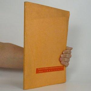 náhled knihy - Padesát let Státní uměleckoprůmyslové školy v Praze 1885 - 1935