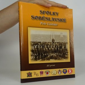 náhled knihy - Spolky soběslavské