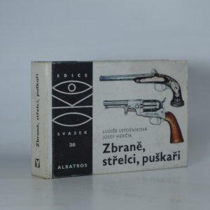 náhled knihy - Zbraně, střelci, puškaři