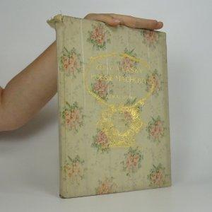 náhled knihy - Ženy a lásky poesie Máchovy