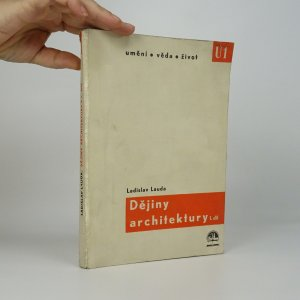 náhled knihy - Dějiny architektury (1. díl)