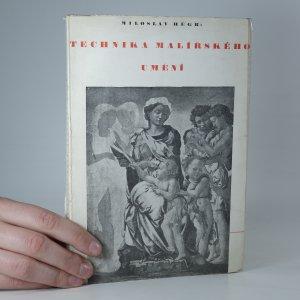 náhled knihy - Technika malířského umění