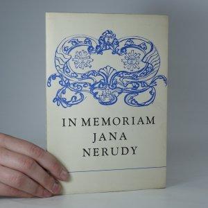 náhled knihy - In memoriam Jana Nerudy