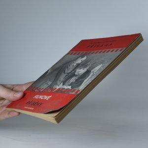 antikvární kniha Přísaha, 1949