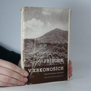 náhled knihy - Příroda v Krkonoších
