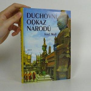 náhled knihy - Duchovní odkaz národů