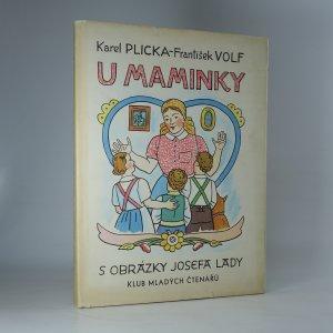 náhled knihy - U maminky