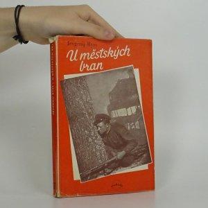 náhled knihy - U městských bran