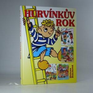 náhled knihy - Hurvínkův rok