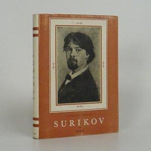 náhled knihy - Vasilij Ivanovič Surikov