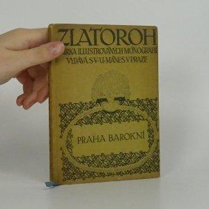 náhled knihy - Praha barokní