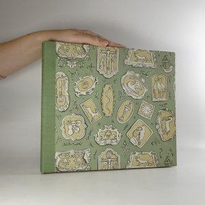 náhled knihy - Malostranské zahrady. 12 původních litografií Petra Dillingra (podpisy, výtisk č. 46)
