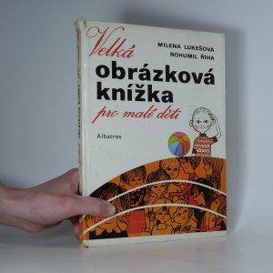 náhled knihy - Velká obrázková knížka pro malé děti