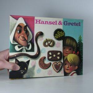 náhled knihy - Hansel & Gretel (pop-up leporelo)