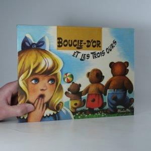 náhled knihy - Boucles d'or et les Trois Ours (pop-up leporelo)
