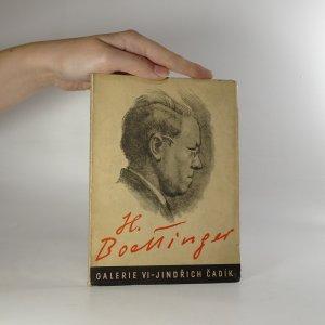 náhled knihy - H. Boettinger