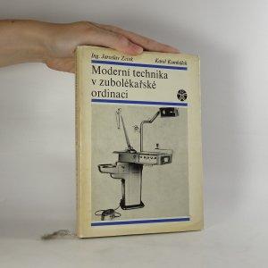 náhled knihy - Moderní technika v zubolékařské ordinaci