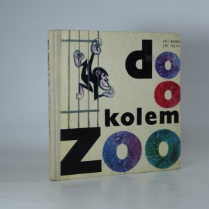 náhled knihy - Do, o, kolem zoo : pro nejmenší