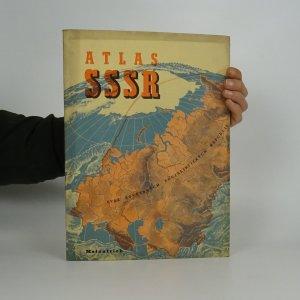 náhled knihy - Atlas SSSR