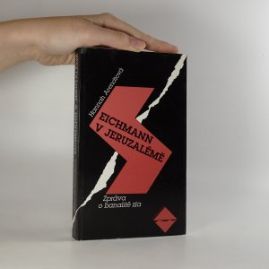náhled knihy - Eichmann v Jeruzalémě. Zpráva o banalitě zla