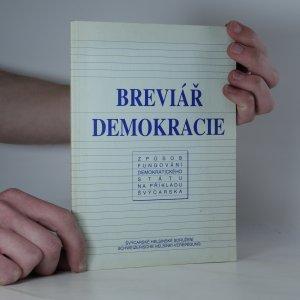 náhled knihy - Breviář demokracie