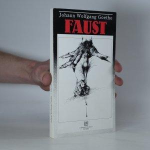 náhled knihy - Faust, 1. část.
