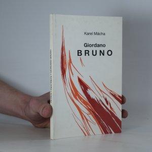 náhled knihy - Giordano Bruno