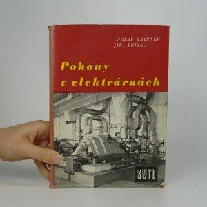 náhled knihy - Pohony v elektrárnách