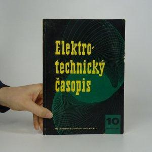 náhled knihy - Elektrotechnický časopis. Číslo 10/1965.