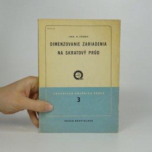 náhled knihy - Dimenzovanie zariadenia na skratový prúd
