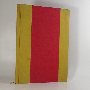 náhled knihy - Praha. Výbor básní (číslovaný výtisk - č. 173)