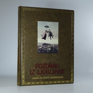 náhled knihy - Pozdrav iz Ljubljane