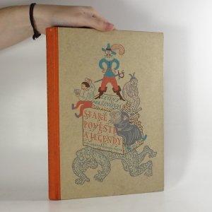 náhled knihy - Staré pověsti a legendy