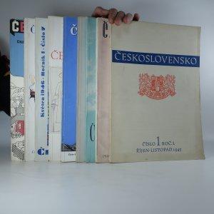 náhled knihy - Československo. Ročník I. čísla 1-9. (9 svazků)
