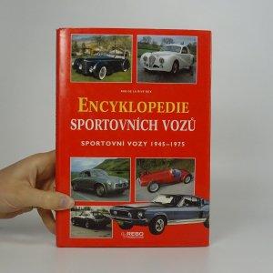 náhled knihy - Encyklopedie sportovních vozů
