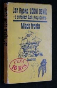 náhled knihy - Lodní deník o příhodách Budhy, Pípy a Šerifa