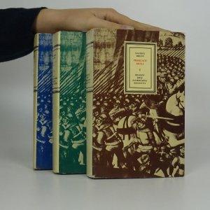 náhled knihy - Prekliati králi. 1.-3. díl. (3 díly ve 3 svazcích).