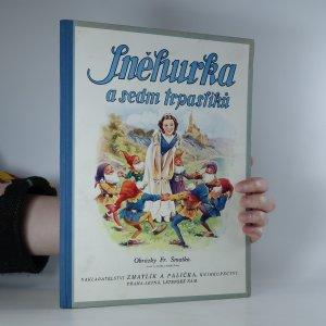 náhled knihy - Sněhurka a sedm trpaslíků (sešit nedrží v deskách)