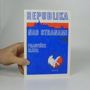 náhled knihy - Republika nad stranami