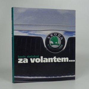 náhled knihy - Za volantem...