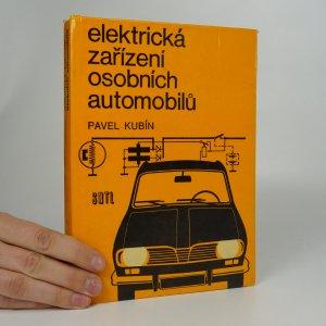 náhled knihy - Elektrická zařízení osobních automobilů