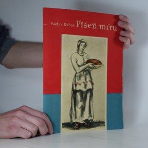 náhled knihy - Píseň míru