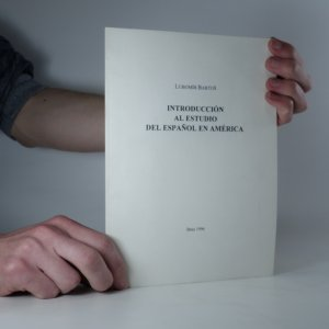 náhled knihy - Introducción al estudio del español en América