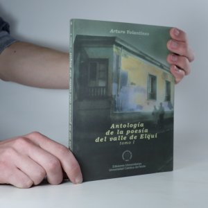 náhled knihy - Antología de la poesía del valle de Elqui. Tomo I.
