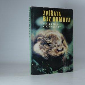 náhled knihy - Zvířata bez domova