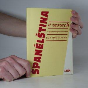 náhled knihy - Španělština v testech s gramatickým minimem