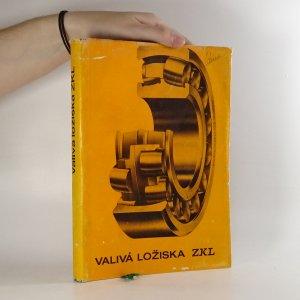 náhled knihy - Valivá ložiska ZKL