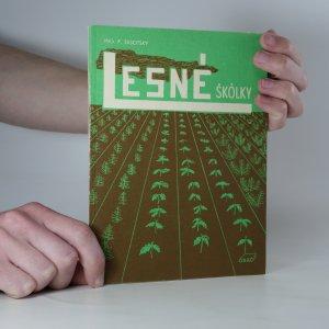 náhled knihy - Lesné škôlky