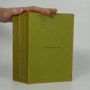 antikvární kniha Rodina Polanieckých. Levná ilustrovaná knihovna (ročník III., svazek č. 7, 9-16), neuveden